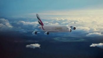 Emirates TV Spot, 'A World of Good Times' Song by Queen - Thumbnail 1
