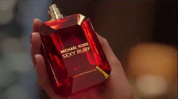 Michael Kors Sexy Ruby Fragrances TV Spot, 'Where Fantasy Meets Femininity' - Thumbnail 5
