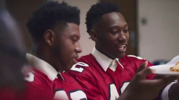 Stouffer\'s Lasagna TV Spot, \'What Are You Hungry For: Coach Ginn\'