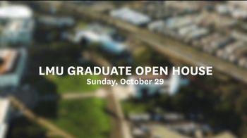Loyola Marymount University TV Spot, 'Open House: Launching Pad' - Thumbnail 8