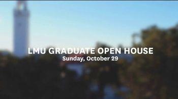 Loyola Marymount University TV Spot, 'Open House: Launching Pad' - Thumbnail 9