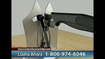 Bavarian Edge TV Spot, 'Afilador de cuchillos' [Spanish]