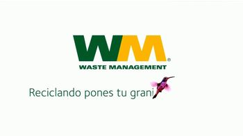 Waste Management TV Spot, 'Suave tacto' [Spanish] - Thumbnail 5