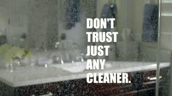 CLR Bath & Kitchen Cleaner TV Spot, 'Trust CLR Bath and Kitchen'