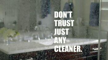 CLR Bath & Kitchen Cleaner TV Spot, 'Trust CLR Bath and Kitchen' - Thumbnail 1