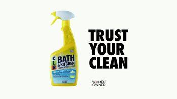CLR Bath & Kitchen Cleaner TV Spot, 'Trust CLR Bath and Kitchen' - Thumbnail 7