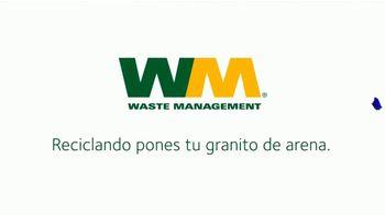 Waste Management TV Spot, 'Lata vacía' [Spanish] - Thumbnail 5
