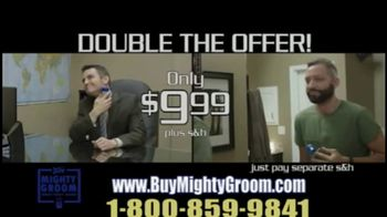 Mighty Groom TV Spot, 'Flawless Shave Wherever You Are' - Thumbnail 10