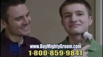 Mighty Groom TV Spot, 'Flawless Shave Wherever You Are' - Thumbnail 8