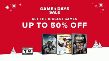 GameStop Game Days Sale TV Spot, 'Half' - Thumbnail 7