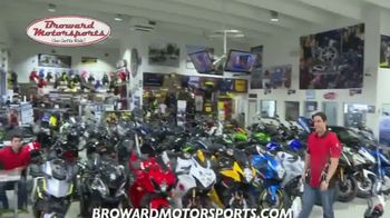 Broward Motorsports TV Spot, 'Four Locations' - Thumbnail 2