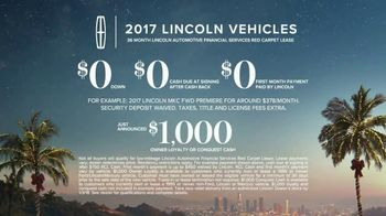 Lincoln Wish List Sales Event TV Spot, 'Final Days: Olivia's Wish List' - Thumbnail 9