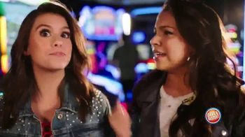 Dave and Buster's TV Spot, 'Nickelodeon: Amp Up Your School Break'