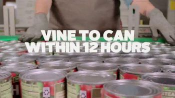 Hunt's Diced Tomatoes TV Spot, 'Vine to Can' - Thumbnail 4