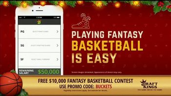 DraftKings TV Spot, 'Merry Pointsmas' - 7 commercial airings