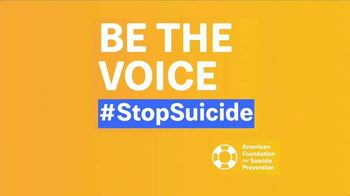American Foundation for Suicide Prevention TV Spot, 'Warning Signs' - Thumbnail 1