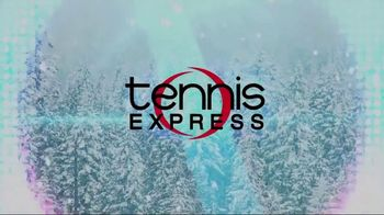 Tennis Express Year End Sale TV Spot, 'Shoes, Rackets and Apparel' - Thumbnail 1