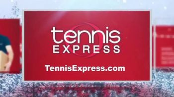 Tennis Express Year End Sale TV Spot, 'Shoes, Rackets and Apparel' - Thumbnail 8