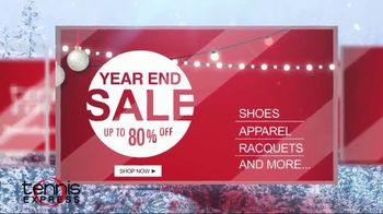 Tennis Express Year End Sale TV Spot, 'Shoes, Rackets and Apparel' - Thumbnail 3
