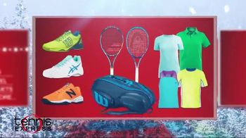 Tennis Express Year End Sale TV Spot, 'Shoes, Rackets and Apparel' - Thumbnail 4
