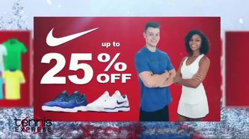 Tennis Express Year End Sale TV Spot, 'Shoes, Rackets and Apparel' - Thumbnail 5