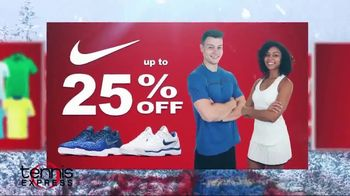 Tennis Express Year End Sale TV Spot, 'Shoes, Rackets and Apparel' - Thumbnail 6
