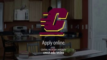 Central Michigan University TV Spot, 'With You' - Thumbnail 9