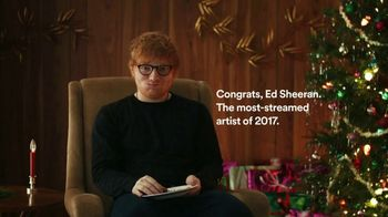 Spotify TV Spot, 'The Ginger Ed Man' Featuring Ed Sheeran