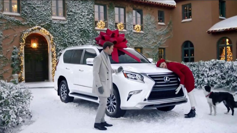 Lexus December to Remember Sales Event TV Commercial ...