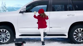 Lexus December to Remember Sales Event TV Spot, 'Whispers: 2018 ES 350' [T2] - Thumbnail 1