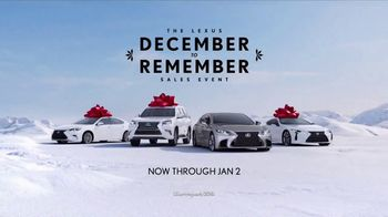 Lexus December to Remember Sales Event TV Spot, 'Whispers: 2018 ES 350' [T2] - Thumbnail 6
