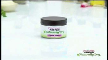 California Charcoal Naturally Dry Deodorant TV Spot, 'Keeps You Dry' - Thumbnail 2