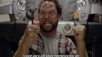 Craftsman Mechanics Tool Sets TV Spot, 'Oil Change' - Thumbnail 3