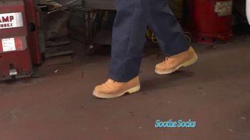 Soothe Socks TV Spot, 'Plantar Fasciitis Compression' - Thumbnail 6