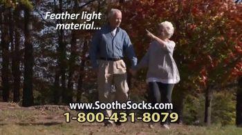 Soothe Socks TV Spot, 'Plantar Fasciitis Compression' - Thumbnail 7