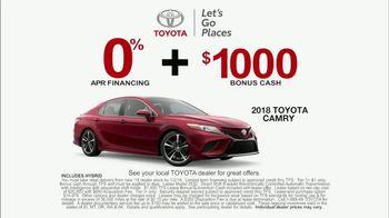 Toyota Toyotathon TV Spot, 'Jancapella' [T2] - Thumbnail 6
