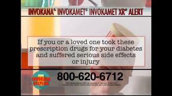 Invokana Helpline TV Spot, 'Medical Announcement: Side Effects' - Thumbnail 4
