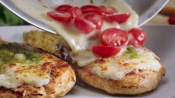 Olive Garden Tastes of the Mediterranean TV Spot, 'Fresh Spin' - Thumbnail 1