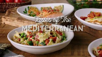 Olive Garden Tastes of the Mediterranean TV Spot, 'Fresh Spin' - Thumbnail 2