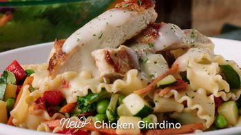 Olive Garden Tastes of the Mediterranean TV Spot, 'Fresh Spin' - Thumbnail 4