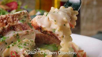 Olive Garden Tastes of the Mediterranean TV Spot, 'Fresh Spin' - Thumbnail 5