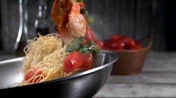 Olive Garden Tastes of the Mediterranean TV Spot, 'Fresh Spin' - Thumbnail 7