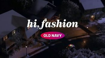 Old Navy TV Spot, 'Electric HoliYAY Style' Song by Major Lazer - Thumbnail 1