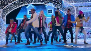 Old Navy TV Spot, 'Electric HoliYAY Style' Song by Major Lazer - Thumbnail 9