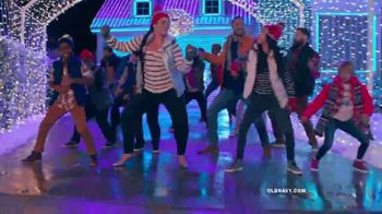 Old Navy TV Spot, 'Electric HoliYAY Style' Song by Major Lazer
