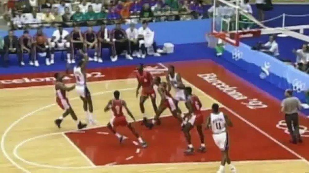 XFINITY X1 Voice Remote TV Commercial, 'Team USA Flashback: Basketball'