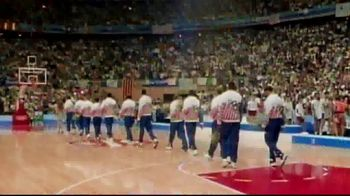 XFINITY X1 Voice Remote TV Spot, 'Team USA Flashback: Basketball' - Thumbnail 8