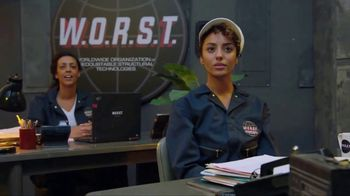 Truth TV Spot, 'Adult Swim: W.O.R.S.T. Episode 4' - Thumbnail 1