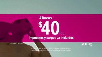 T-Mobile TV Spot, 'Arranca bien este año con T-Mobile' [Spanish] - Thumbnail 6