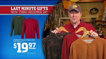 Bass Pro Shops Christmas Sale TV Spot, 'Fleece, Thermals and Dehydrator' - Thumbnail 5